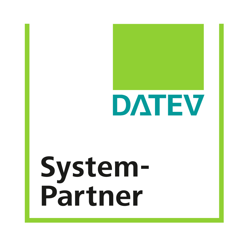 DATEV Systempartner A4 RGB Kachel